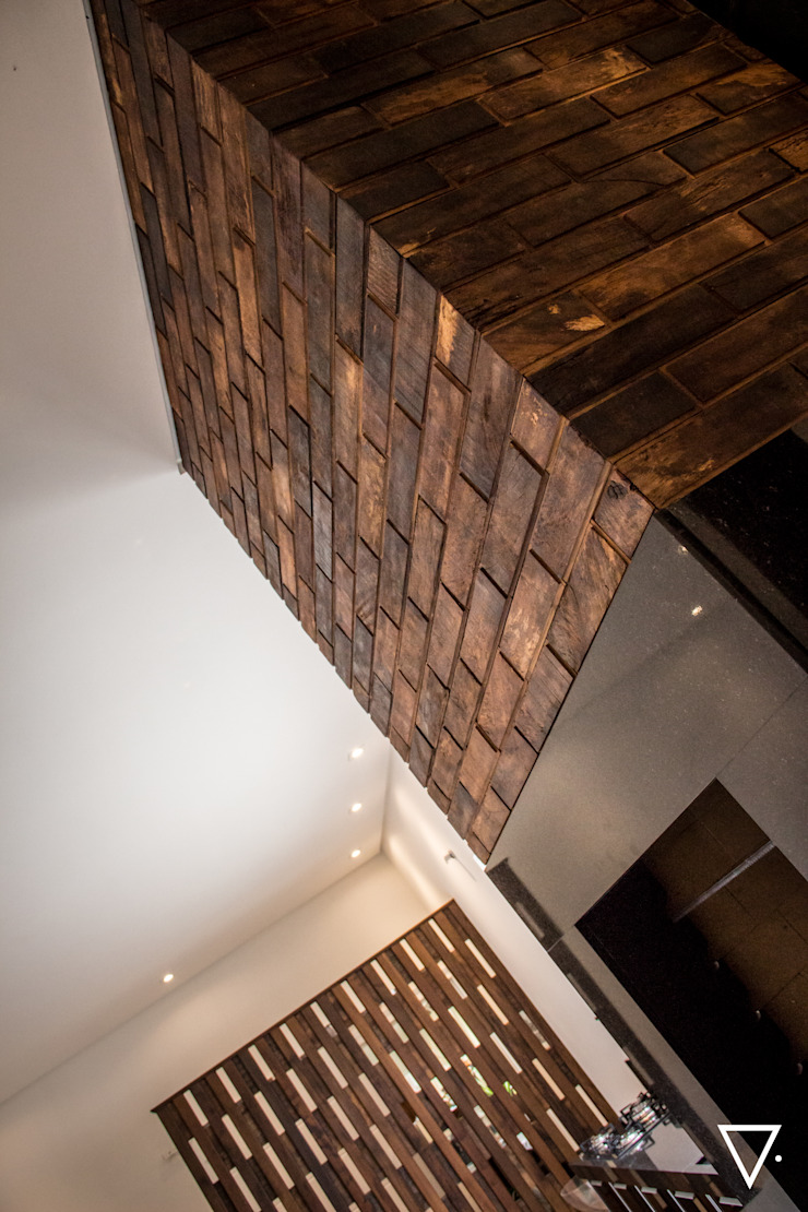 Projeto Churrasqueira Residencial Salas de jantar ecléticas por Caroline Ritzmann Stratmann Arquitetura e Interiores Eclético