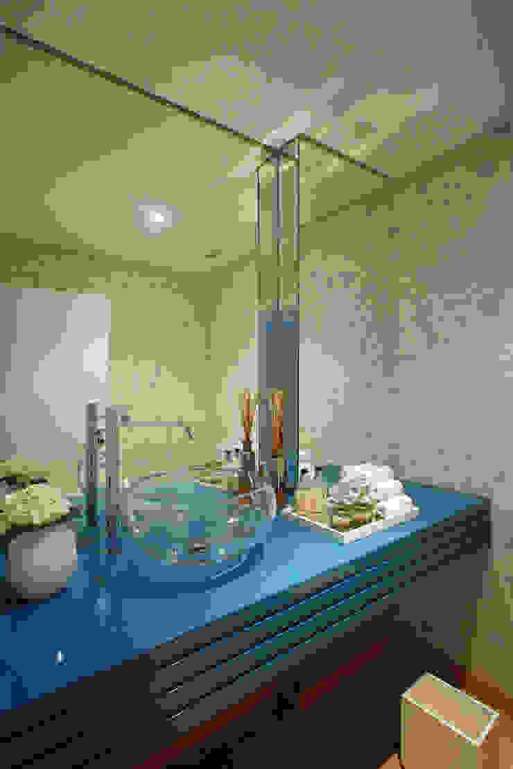 Silvia Costa | Arquitectura de Interiores Modern bathroom
