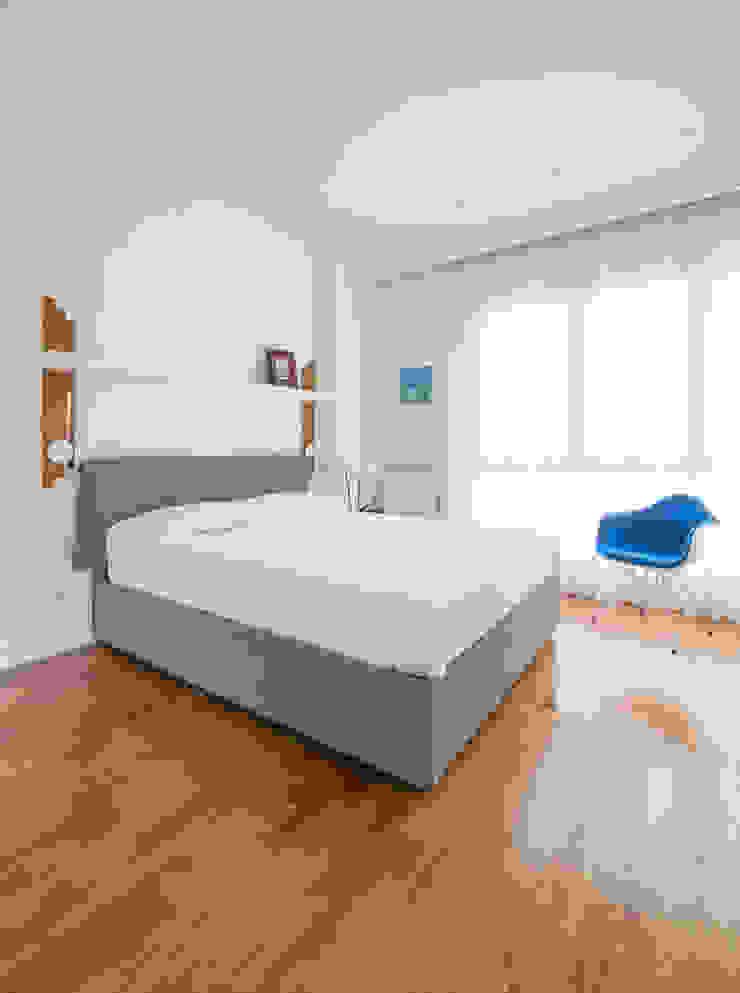 Appartamento C&F Camera da letto moderna di Marcella Pane Moderno
