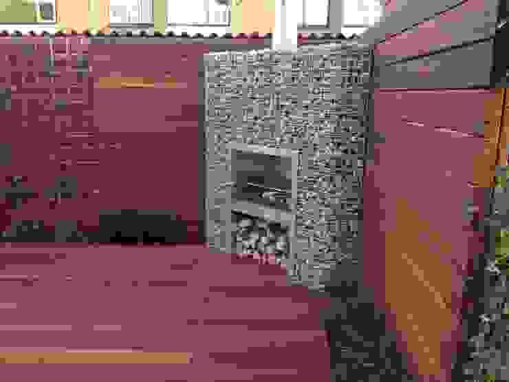 Modern garden by Gardeco Modern
