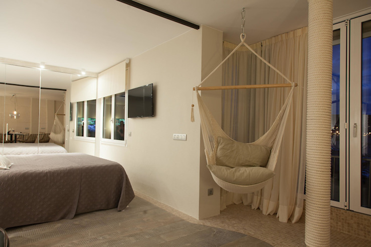homify Mediterrane slaapkamers