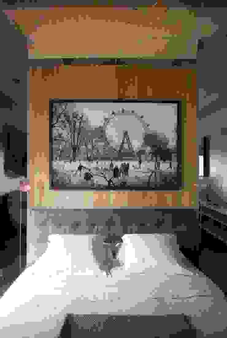 Quarto minimalista Quartos escandinavos por Patricia Martinez Arquitetura Escandinavo
