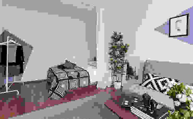 Slaapkamer door L'Essenziale Home Designs,