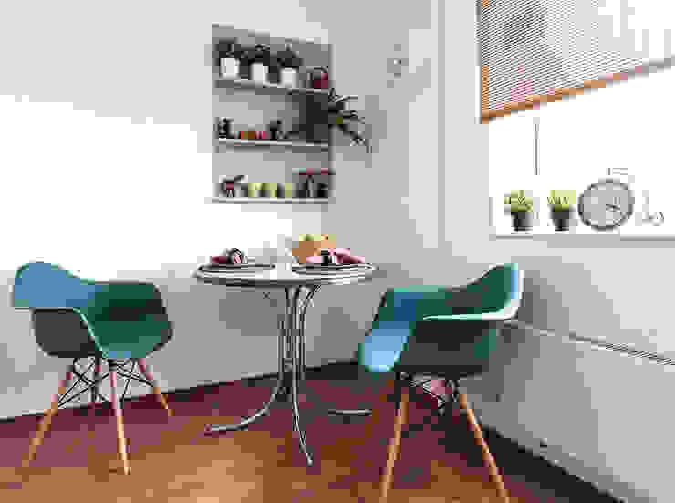 Projekty,  Kuchnia zaprojektowane przez L'Essenziale Home Designs