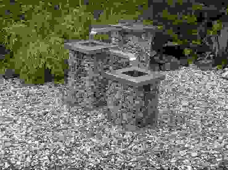 Jardines modernos: Ideas, imágenes y decoración de Gardeco Moderno