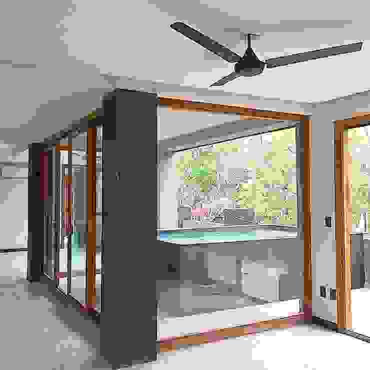 Private Pool JCandel Piscinas de estilo moderno