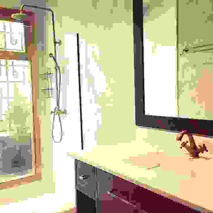 Bathroom design JCandel Baños de estilo moderno