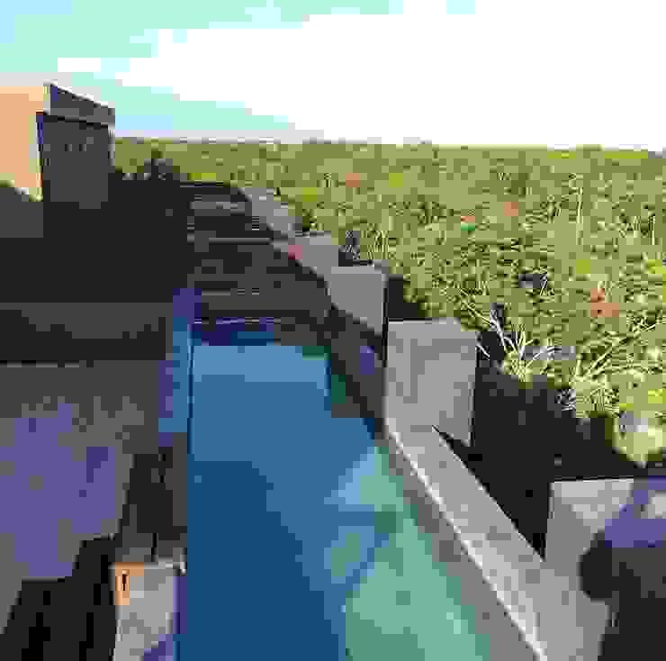 Terrace by JCandel, Modern