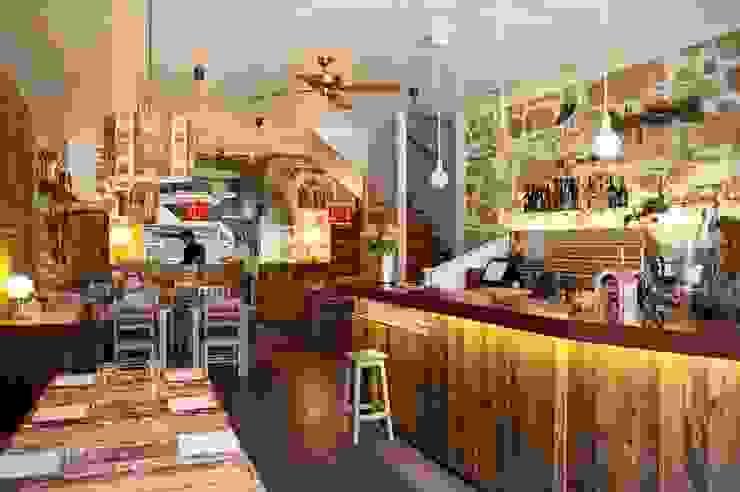 TapaBento - Bar Restaurante por Conceito Intuitivo, Lda Rústico