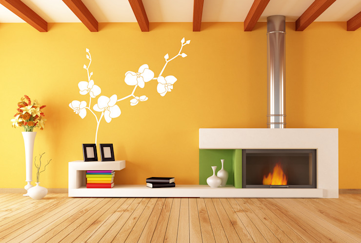 homify Modern walls & floors