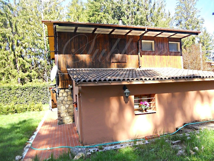 immobiliare sublacense Rustic style house
