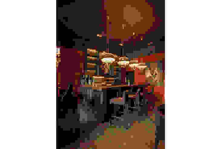 LORD Restaurant Klasyczny salon od 2kul INTERIOR DESIGN Klasyczny Drewno O efekcie drewna