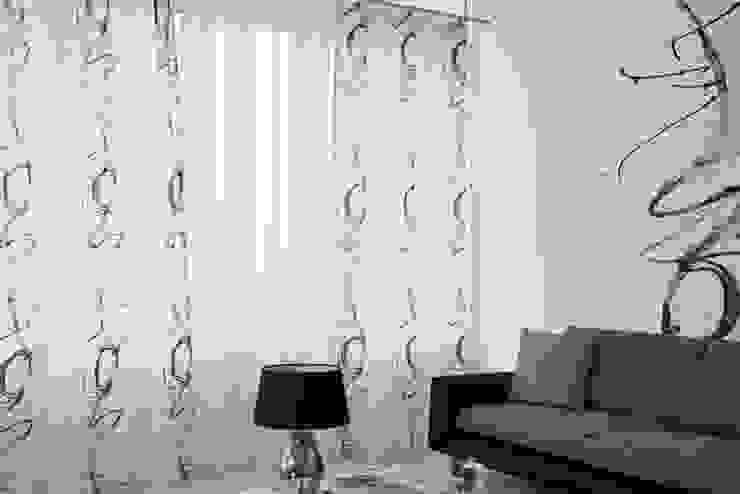par Indes Fuggerhaus Textil GmbH Moderne Textile Ambre/Or