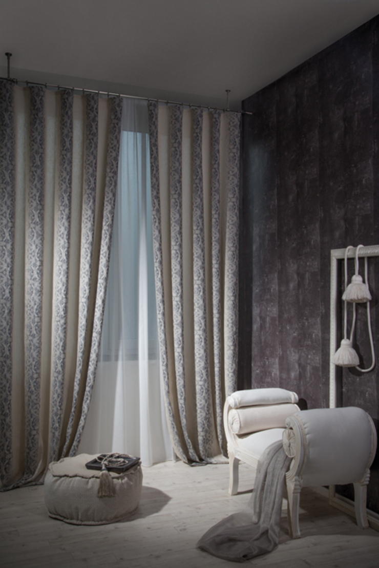 classic  by Indes Fuggerhaus Textil GmbH, Classic Textile Amber/Gold
