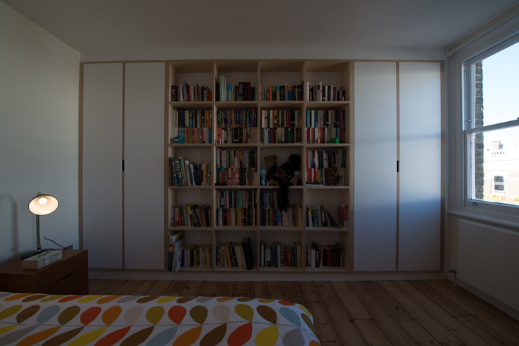 8 Dunollie Road ATOM BUILD LTD Modern style bedroom