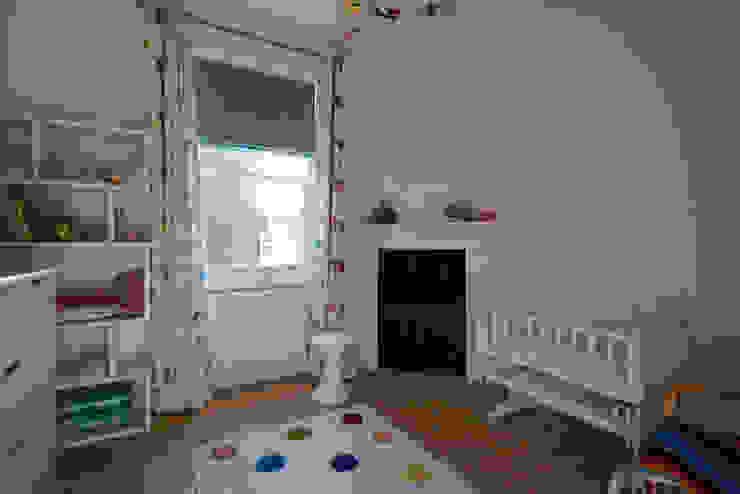 8 Dunollie Road ATOM BUILD LTD Modern nursery/kids room