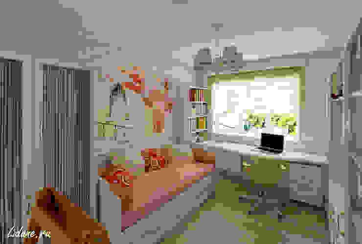 Семейные апартаменты. Москва Детская комнатa в классическом стиле от Lidiya Goncharuk Классический