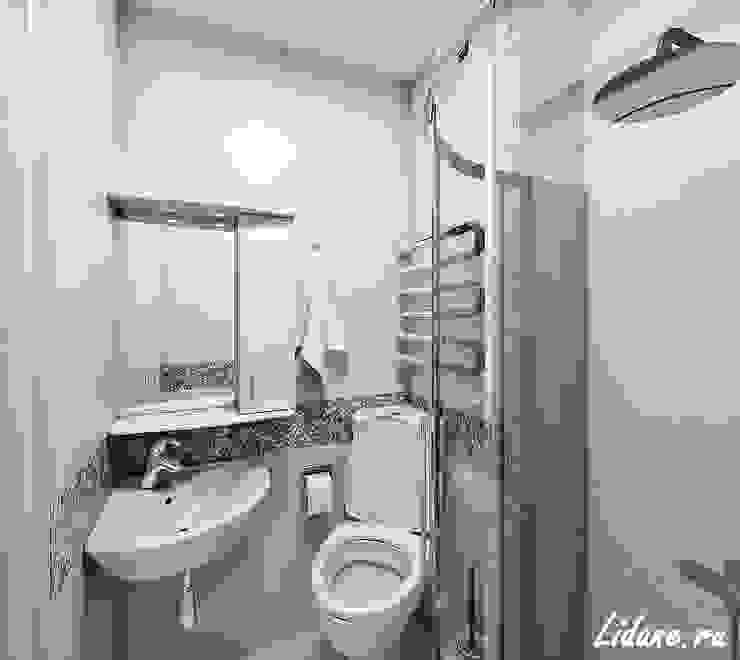Детская ванная комната. Ванная комната в стиле минимализм от Lidiya Goncharuk Минимализм
