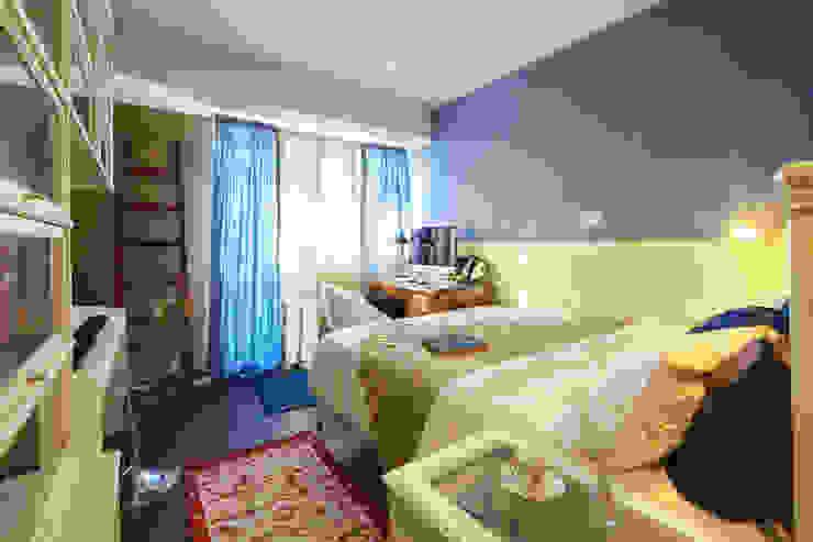 Dormitorios de estilo rústico de Порядок вещей - дизайн-бюро Rústico