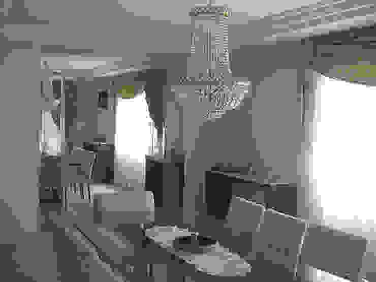 Modern dining room by aclinsmaranhao Modern