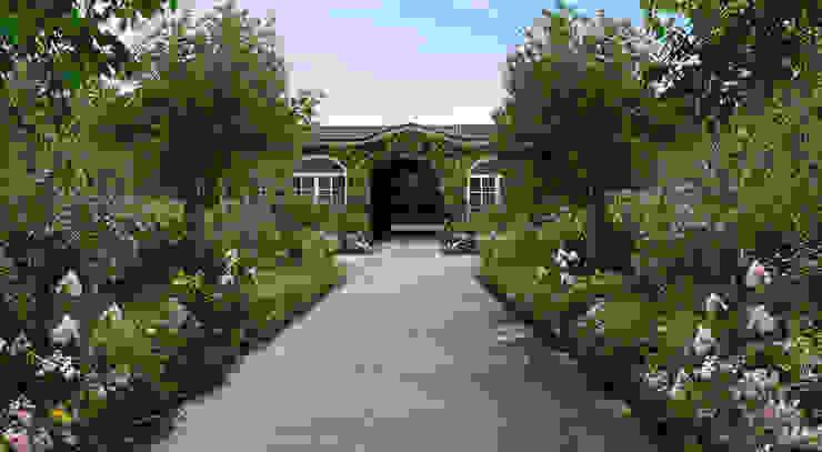 GIARDINO ADDOMESTICATO Giardino in stile mediterraneo di Anna Paghera s.r.l. - Green Design Mediterraneo