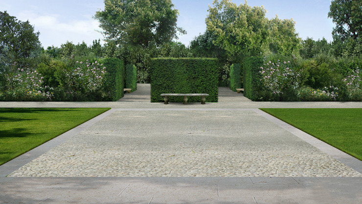 Anna Paghera s.r.l. - Green Design Mediterranean style garden
