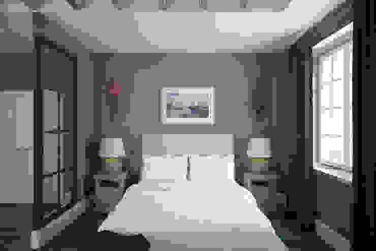 Спальня Спальня в эклектичном стиле от lab21studio Эклектичный