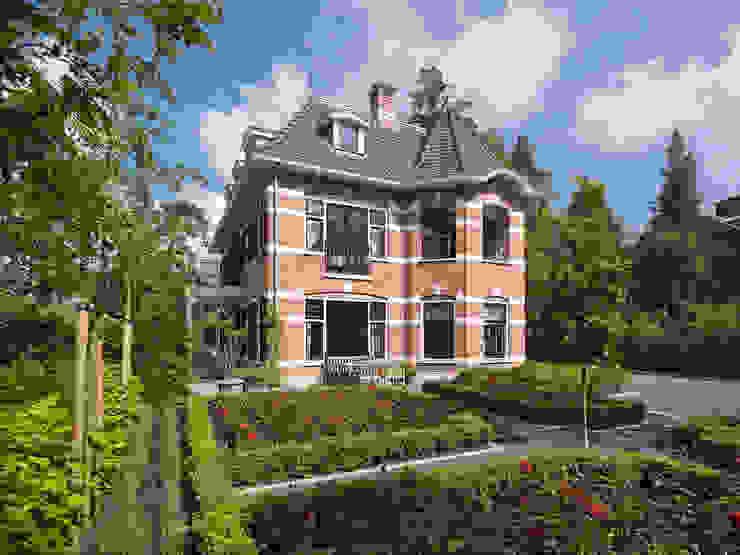 Villa te Zeist - Voorgevel Eclectische huizen van Friso Woudstra Architecten BNA B.V. Eclectisch