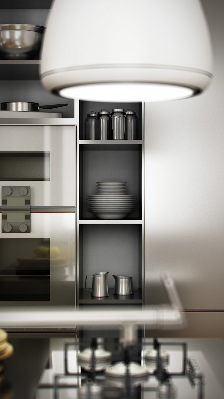 AUS 01 Apartment no.3 in Turin 3Dedintorni KücheAufbewahrung und Lagerung