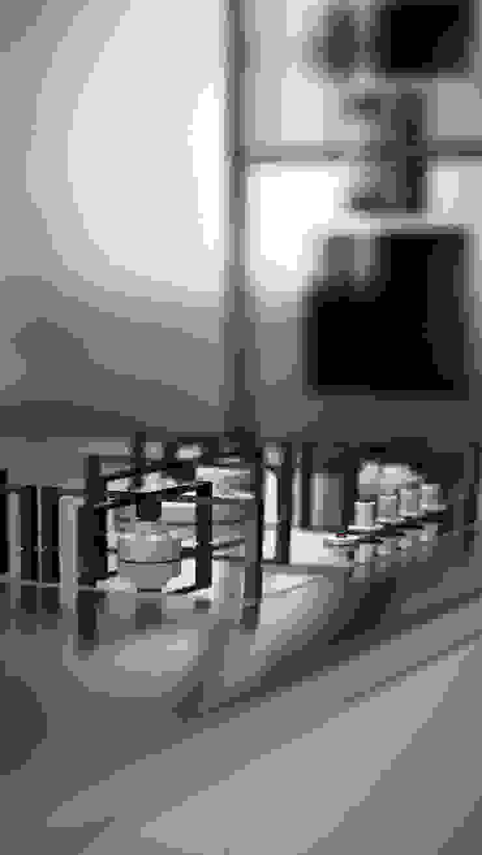 AUS 01 Apartment no.3 in Turin 3Dedintorni KücheArbeitsplatten