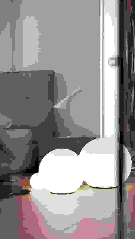 AUS 01 Apartment no.3 in Turin 3Dedintorni SchlafzimmerBeleuchtung