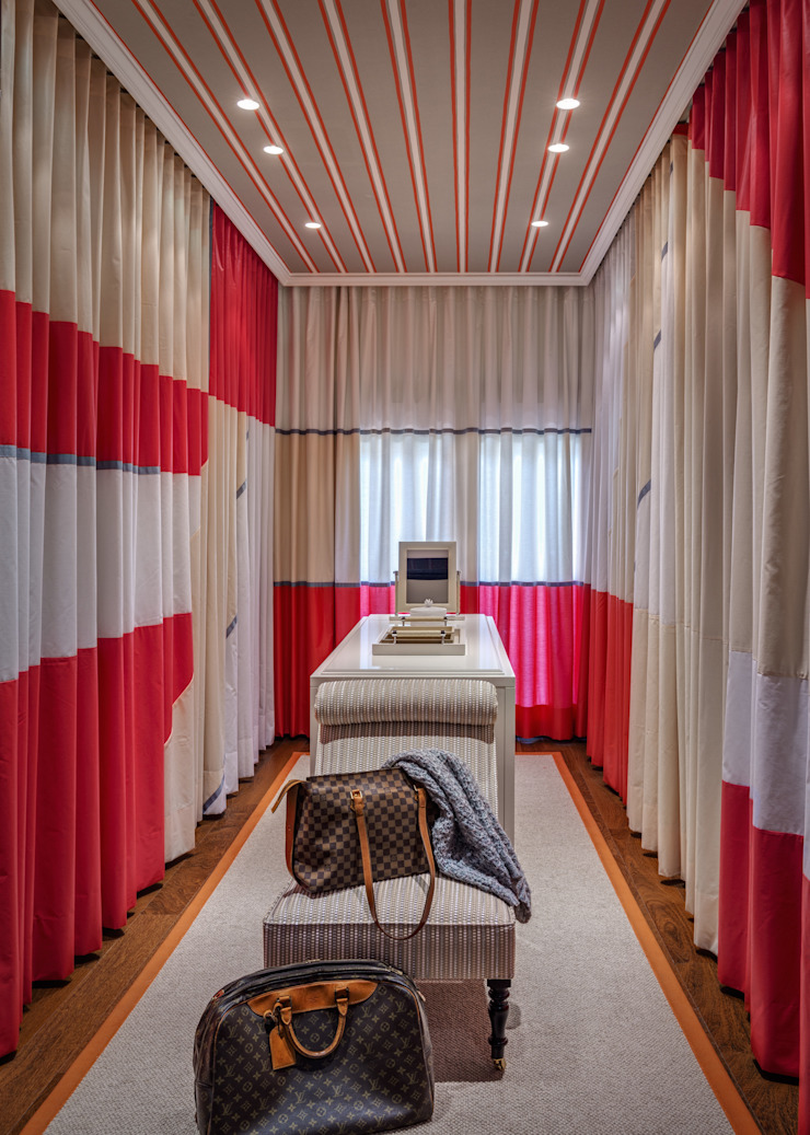 City Exquisite Closets ecléticos por Viterbo Interior design Eclético