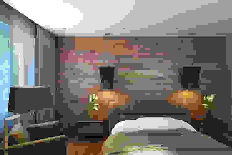 Спальня Спальня в стиле минимализм от lab21studio Минимализм