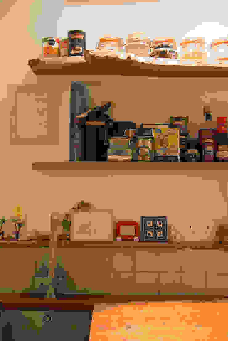 189 Richmond Road ATOM BUILD LTD Modern kitchen