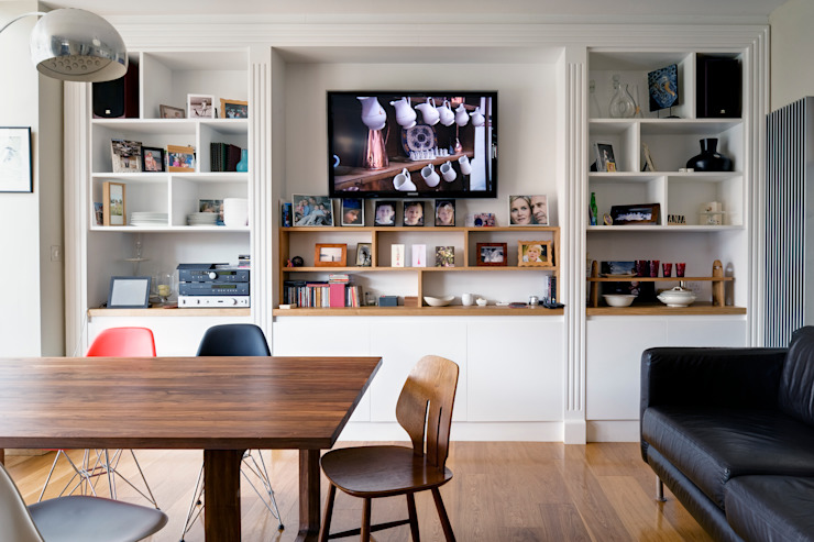 The Links, Whitley Bay Modern dining room by xsite architecture LLP Modern