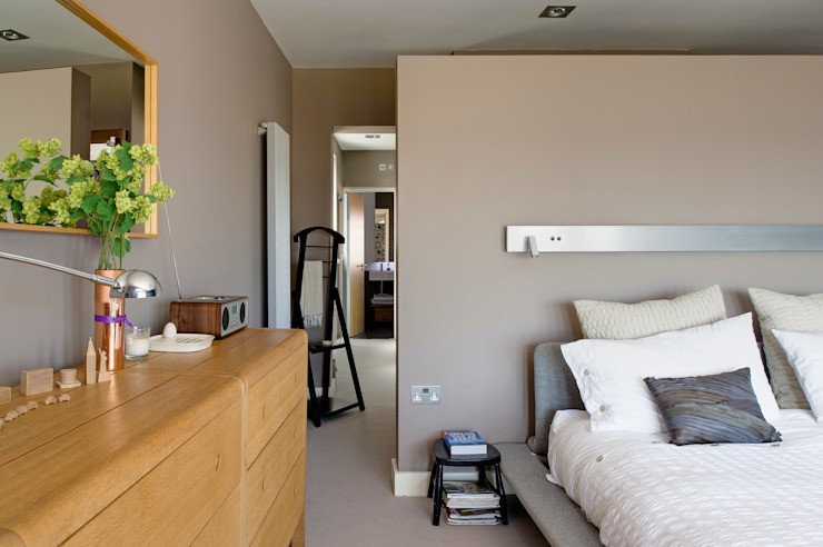 The Links, Whitley Bay Modern style bedroom by xsite architecture LLP Modern