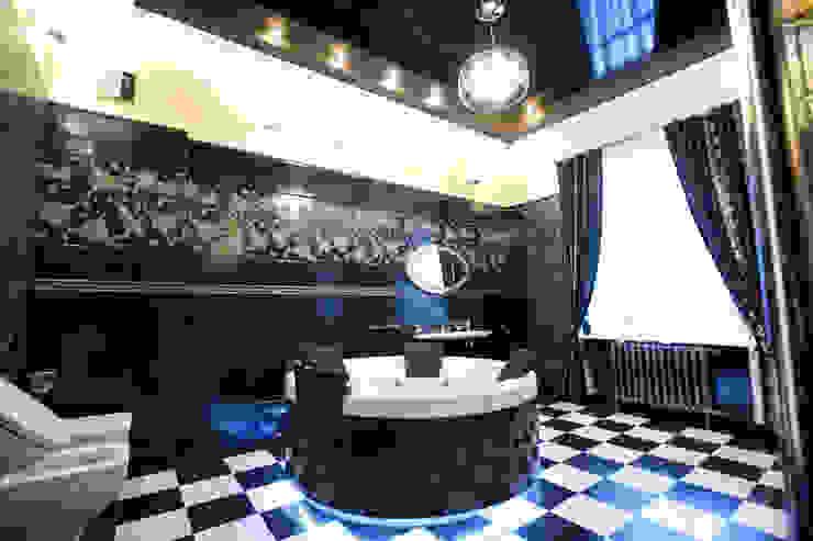 Квартира в классическом стиле Ванная в классическом стиле от Antica Style Классический Плитка