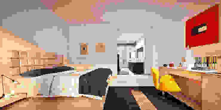 de-cube Moderne Schlafzimmer
