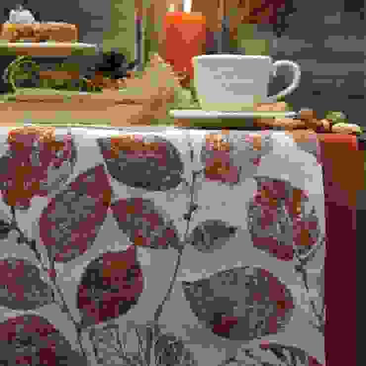 de Sander Tischwäsche Rural Textil Ámbar/Dorado