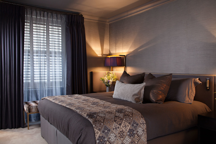Bedroom 클래식스타일 침실 by Roselind Wilson Design 클래식