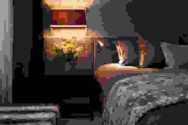 Bedroom Chambre classique par Roselind Wilson Design Classique
