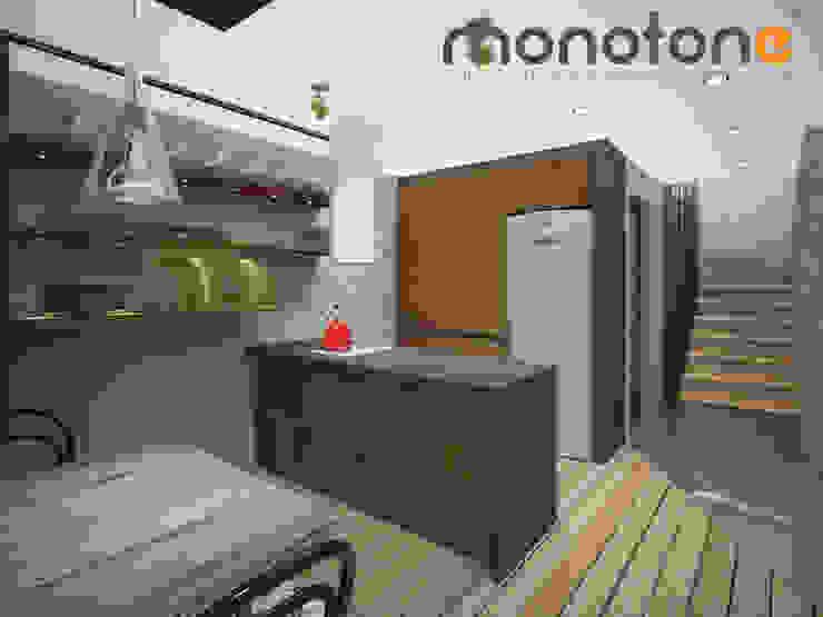 URBAN LEGEND monotone concept desıgn & ınterıor archıtecture Endüstriyel