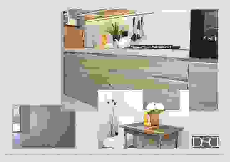 Кухня в классическом стиле от DemianStagingDesign Классический