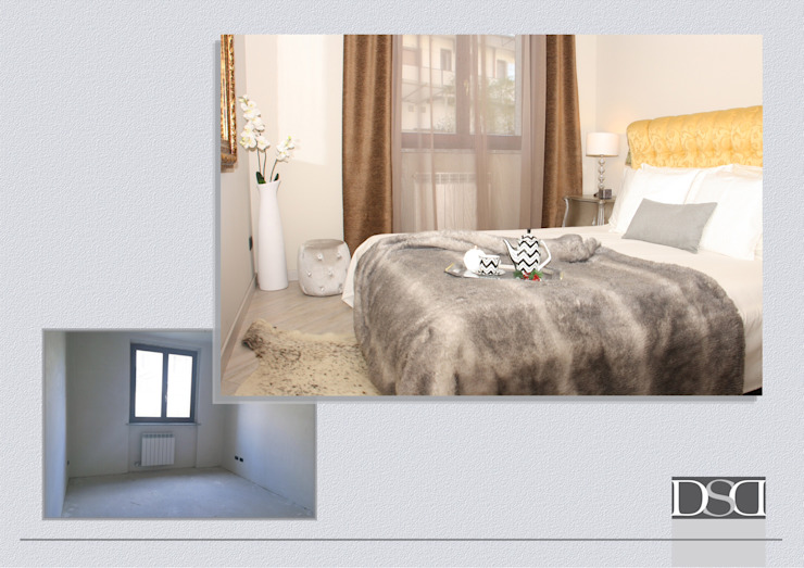 DemianStagingDesign Classic style bedroom