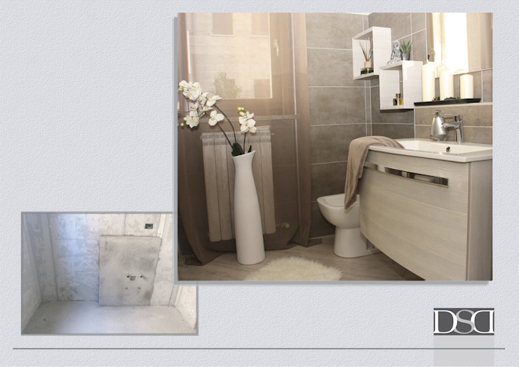 DemianStagingDesign Classic style bathroom