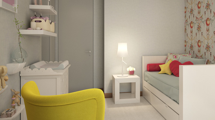 Classic style bedroom by Spaceroom - Interior Design Classic
