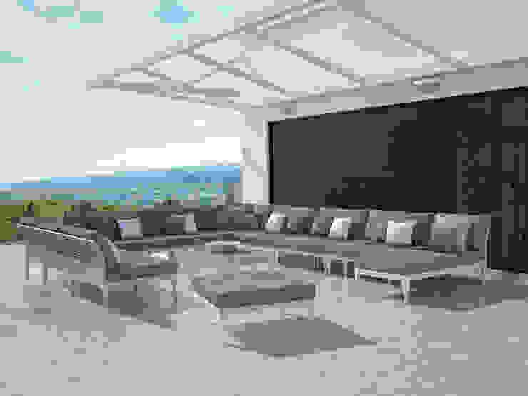REEF Lounge BLOOM Outdoor Möbel GartenMöbel