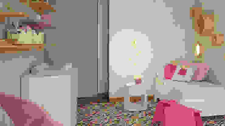 Modern style bedroom by Spaceroom - Interior Design Modern