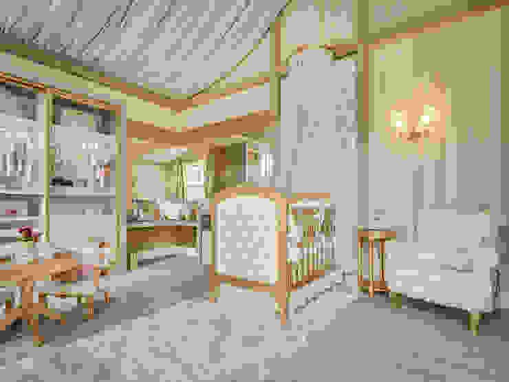 Детская комнатa в классическом стиле от Fau Home & Living Классический