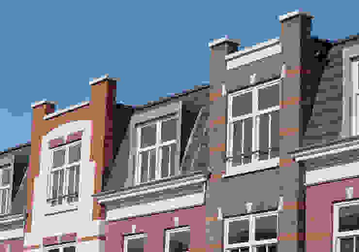Friso Woudstra Architecten BNA B.V. Rumah Klasik